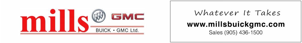 Mills Motors Buick GMC