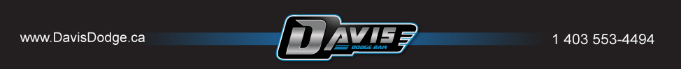 Davis Chrysler Dodge Jeep Ram Ft. Macleod Appraisal Grid